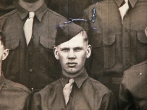 Private Carl Ralph Bonde, Jr.