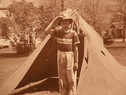Missoula Montana, 1954
