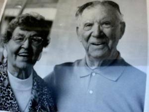 Doris and Bill Moomey, of Kearney, Nebraska.