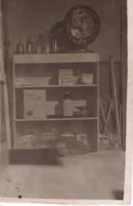 Darkroom in basement 1960