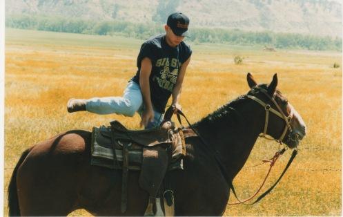 Cheyenne Trail Ride 1998 1