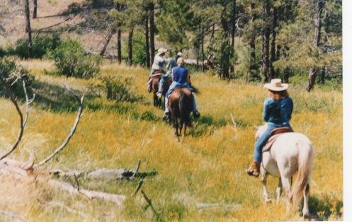 Cheyenne Trail Ride 1998 2