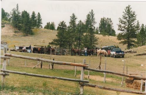 Cheyenne Trail Ride 1998 5
