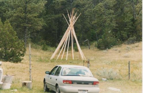 Cheyenne Trail Ride 1998 6