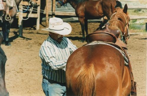 Cheyenne Trail Ride 1998