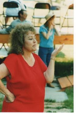 Sandy Spang 1998