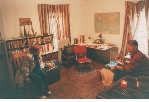 living:sleeping room