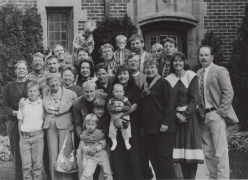 Tom's Funeral Missoula 1997