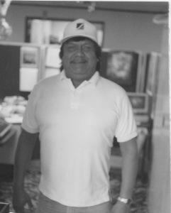 Lloyd Yellowrobe in 1988